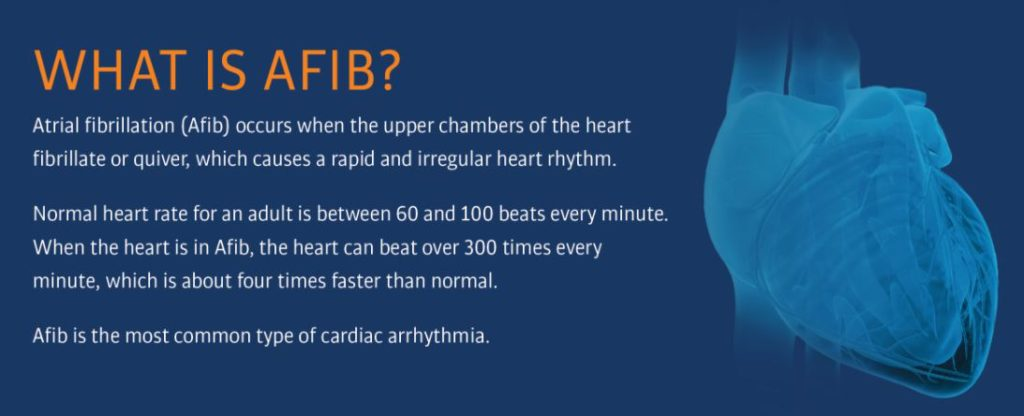 afib and sleep apnea
